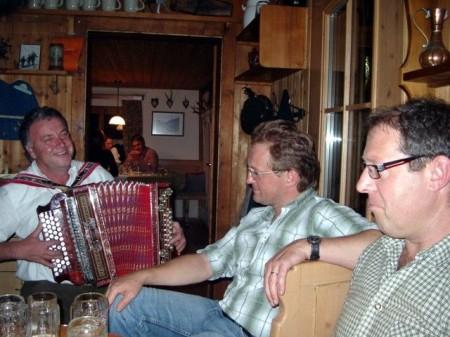 Jagd und Musik eng verbunden