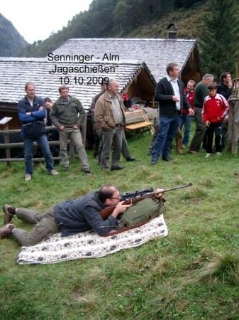 Jagdliches Schießen!